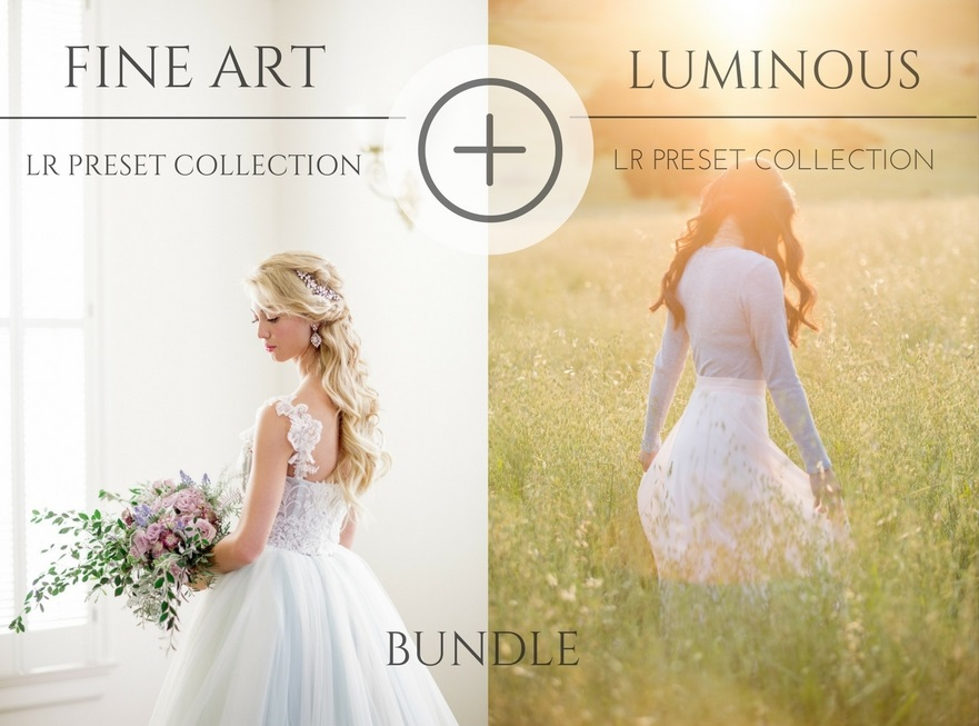 FINE ART + LUMINOUS PRESET BUNDLE